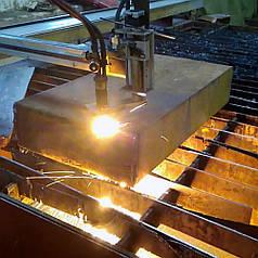 Плазмова різка металу 25 мм*