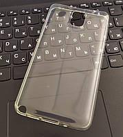 Чехол силиконовый прозрачный Xiaomi Redmi Note 3, 0.5mm