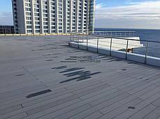 Огородження з нержавіючої сталі біля моря, фото 2