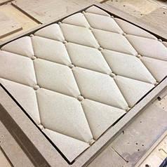 3Д панелі з мдф - подушечки