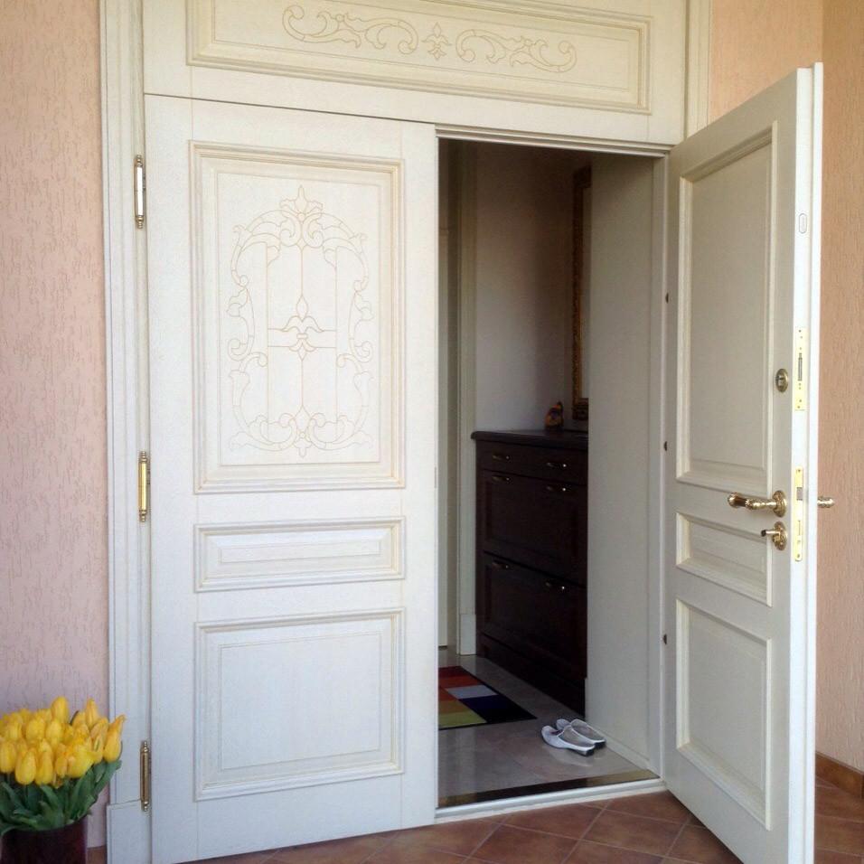 Зовнішні (вхідні) двері під замовлення