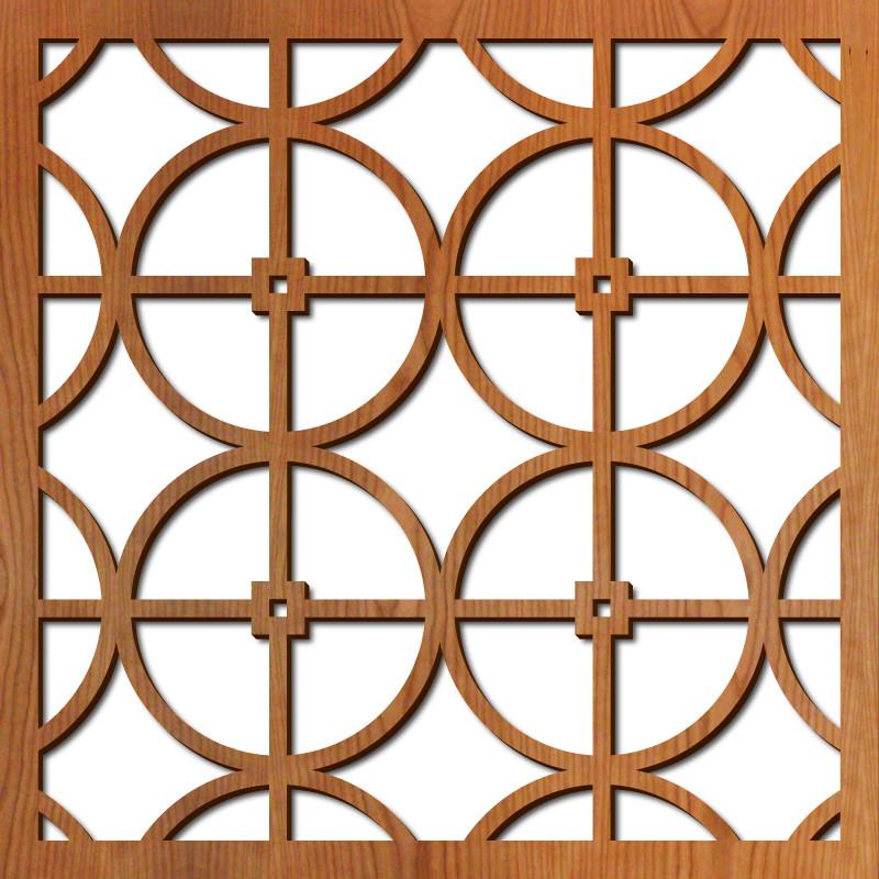 2D Панель. Круги - смуги - перехрестя