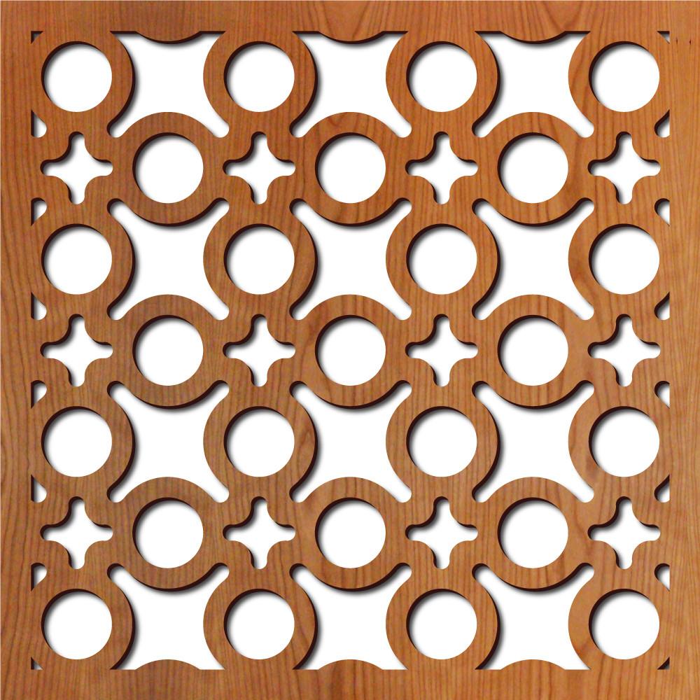 2D Панель. Круги - крестики