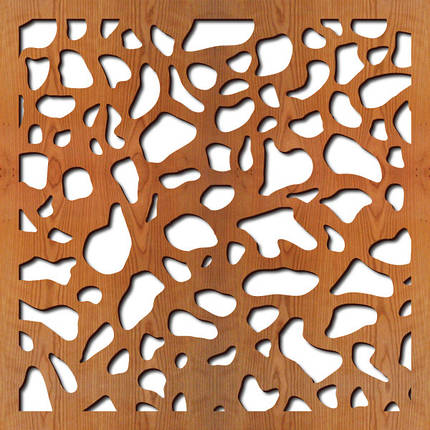 2D Панель. Хаос - градієнт, фото 2