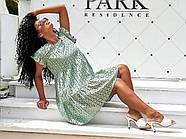 Жіноче плаття з прошви на підкладці, короткий рукав, 00896 (Олівковий), Розмір 42 (S), фото 5