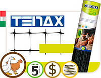 Сетка для ограждений TENAX C-FLEX черная (1х100м)