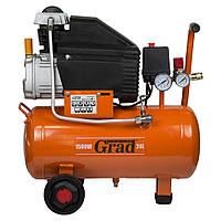 Компресор 1,5 кВт / Grad 24L (7043535)