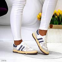 """Жіночі повсякденні кросівки Білі з кольоровими вставками """"Lanti"""""""