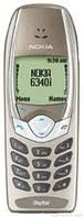 Сотовый телефон Nokia 6340i. D'Amps (не CDMA)