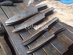 Мангали і ножі