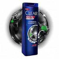 Шампунь Clear MEN 400 мл Глубокое очищение