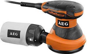 Ексцентрикова шліфувальна машина AEG EX 125 ES
