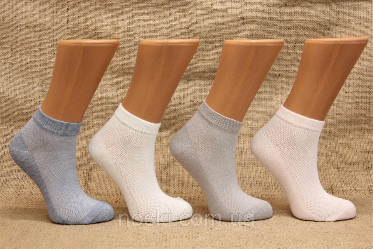 Жіночі шкарпетки короткі класика Ф3