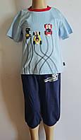 Річна піжама для хлопчика Mariquita 121-48-005 блакитна 98