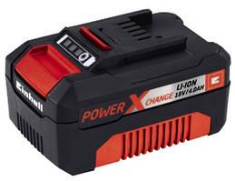 Акумулятор Einhell Power-X-Change 18V 4,0 Ah (4511396)