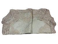 Шикарное постельное белье Blumarine в кофейном цвете