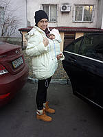 Слингокуртка зимняя теплая (фото покупателя)