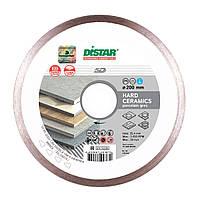 Диск алмазний відрізний Distar Hard ceramics 1A1R 200x1,6x25,4 кераміка, керамограніт, мармур 11120048015