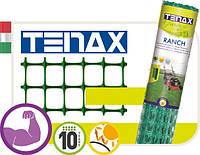 Сетка для ограждений TENAX RANCH зелёная   (1,5 х 50м)