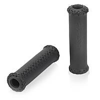 Грипсы XLC GR-G17, черные, 128 мм