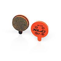 Тормозные колодки дисковые XLC BP-O39, Alhonga SNG mechanical, Zoom