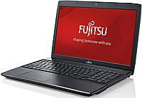 Ноутбук Fujitsu LifeBook A544 / i5-4200M / 8 Гб RAM / 120 Гб SSD+320 Гб HDD / Windows 10