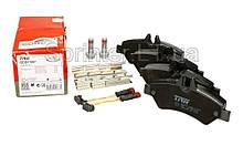 Колодки тормозные зад MB Sprinter 209-319CDI/VW Crafter 30-35, 06- Trw GDB1697