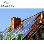 С 2022 немцев заставят устанавливать фотоэлектрическую или солнечную тепловую систему на крыше.