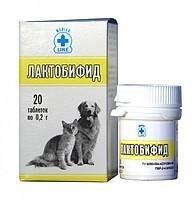 Защита кишечника животных — ЛАКТОБИФИД Веда