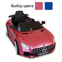 Детский электромобиль Just Drive GTS-1 автомобиль машинка для детей Розовый