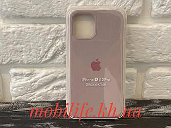 Чохол Silicon Case iPhone 12,12 Pro/Lavender/