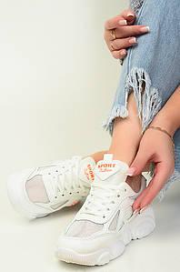 Кроссовки женские белые Sport 115775P