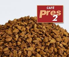Кофе растворимый на развес Pres 2   Пресс-2 (Эквадор)