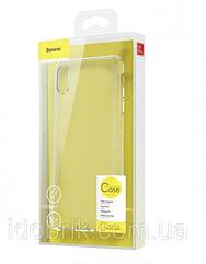 Чехол Baseus прозрачный для iPhone XS Max