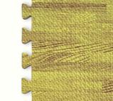 Пол пазл - модульное напольное покрытие 600x600x10мм светлое дерево, фото 6