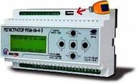 РПМ-16-4-3 - регистратор электрических процессов