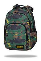 Рюкзак молодіжний Basic Plus Military Jungle Coolpack