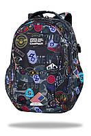 Рюкзак молодіжний FACTOR - MILITARY PATCHES Coolpack