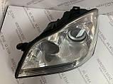 Фара ліва галоген Mercedes GL X164 Фара ліва Мерседес гл 164 A1648200761, фото 6