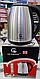 Чайник електричний Outbond 2л 1850 Вт | Електрочайник нержавіюча сталь, фото 2