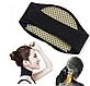 Турмалиновый шийний бандаж з магнітами Self heating neck guard band   Комір для шиї, фото 3