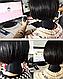 Турмалиновый шийний бандаж з магнітами Self heating neck guard band   Комір для шиї, фото 8
