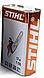 Оригинальное моторное масло STIHL HP (1л) для 2-х тактных двигателей   масло Штиль для бензопилы оригинал, фото 4