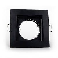 LED Светильник потолочный модульный черный (с возможностью соединять несколько светильников)