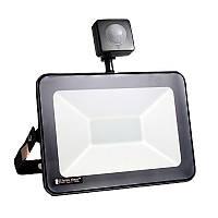 LED прожектор с д. движения 30 Вт 6500К 2700 Лм IP65