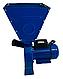 Зернодробилка Беларусь БКИ-4200 (4,2 кВт, 240 кг/год) | кормоизмельчитель, крупорушка, дробилка, корморезка, фото 4