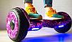 Гироборд Smart Balance 10,5 дюймів Космос самобаланс | гироскутер дитячий Смарт Баланс 10,5 до 120 кг, фото 7