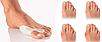 Гелеві накладки Valgus Pro для корекції великих пальців стопи | Напальник від кісточки на нозі Вальгус Про, фото 5