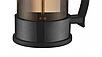 Френч-пресс для заваривания Con Brio CB-5835 (350 мл) стекло+пластик | заварник Con Brio | заварочный чайник, фото 3