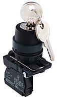 TB5-AG41 Кнопка поворотна з ключем 2-позиційна АСКО-УКРЕМ